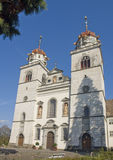 Rheinau Kirche Lizenzfreie Stockfotos