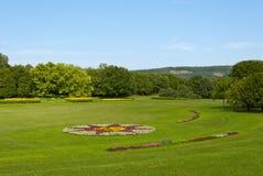 Rheinaue Park in Bonn Stockbild