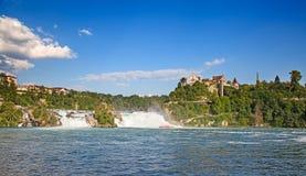 Rheinfall Royaltyfri Fotografi