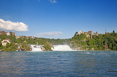 Rheinfall Royalty Free Stock Images