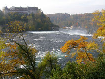 Rheinfall Stock Photo