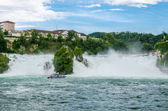 Rheinfall. Stock Images