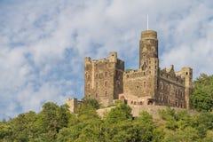 Rheinfels castle, Rhine Valley, Germany Royalty Free Stock Photo