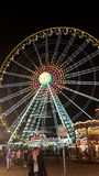 Rheinkirmes Düsseldorf Big Wheel 2016 Royalty Free Stock Photos