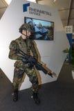 Rheinmetall防御立场  免版税库存照片