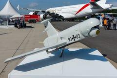 Rheinmetall KZO - un véhicule aérien téléguidé (UAV) Photos libres de droits