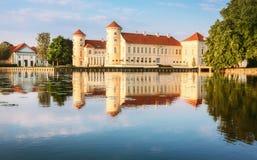 Rheinsberg Castle in Ostprignitz-Ruppin, Germany Royalty Free Stock Photos