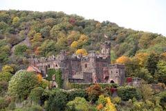 Rheinstein Castle Stock Photos