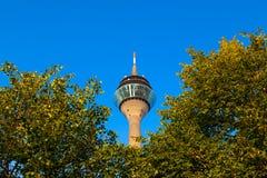 Rheinturm, Düsseldorf, Germany Stock Image