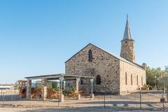 Rhenish Mission Church in Keetmanshoop,  now a museum Stock Photo