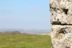 Rhetorik St. Catherine, Insel von Wight, Gro?britannien lizenzfreies stockbild