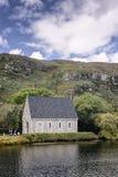 Rhetorik St. Finbarres, Gougane Barra, Westkorken, Irland Stockfoto