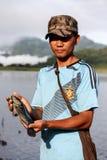 Rhi Lake, Myanmar (Burma) Stock Images