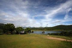 Rhi Lake, Myanmar (Burma) Stock Image