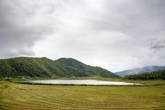 Rhi Lake, Myanmar (Burma) Royalty Free Stock Photography