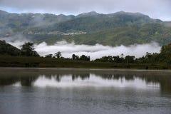 Rhi Lake, Myanmar (Burma) Royalty Free Stock Image