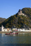 The rhine Stock Image