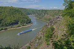 The Rhine Stock Images
