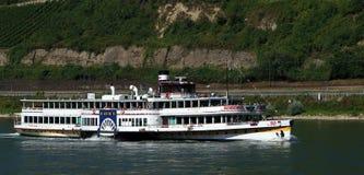 Rhine Cruise Royalty Free Stock Photo