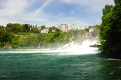 Rhine Fall Stock Image