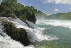 Rhine Falls Stock Photography