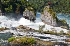Rhine Falls Royalty Free Stock Image