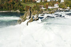Rhine Falls Stock Photos