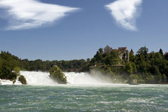 Rhine Falls Stock Photo