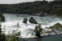 Rhine Falls Royaltyfri Bild