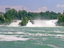 Rhine Falls Royaltyfri Foto