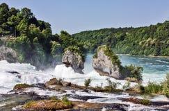 Rhine Falls, Switzerland Royalty Free Stock Images