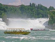 Rhine falls Royalty Free Stock Photography