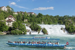 Rhine Falls Stock Photos