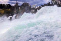 Rhine Falls Royalty Free Stock Images