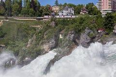 Rhine Falls Royalty Free Stock Photos