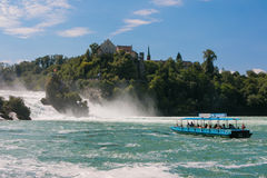 The Rhine Falls Stock Photos