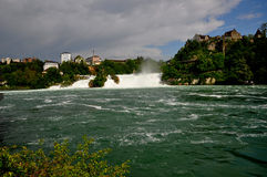 Rhine Falls Royalty Free Stock Photos