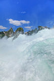 Rhine Falls Royalty Free Stock Photography