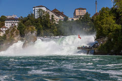 Rhine Falls, Switzerland Stock Image