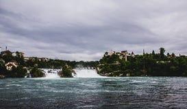 Rhine falls, Switzerland Stock Photos