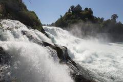 Rhine Falls, Switzerland Royalty Free Stock Photography