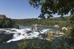 Rhine Falls, Switzerland Stock Images