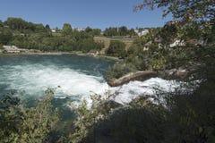 Rhine Falls, Switzerland Royalty Free Stock Photos