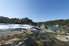 Rhine Falls, Switzerland Stock Image