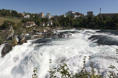 Rhine Falls, Switzerland Royalty Free Stock Photography