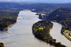 Rhine River Fotos de Stock