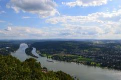 Rhine River Foto de Stock