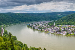 Rhine River Germany Stock Images