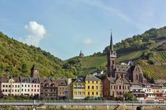 Rhine Valley, Germane Stock Photography