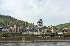 Rhine Valley, Germany Royalty Free Stock Images
